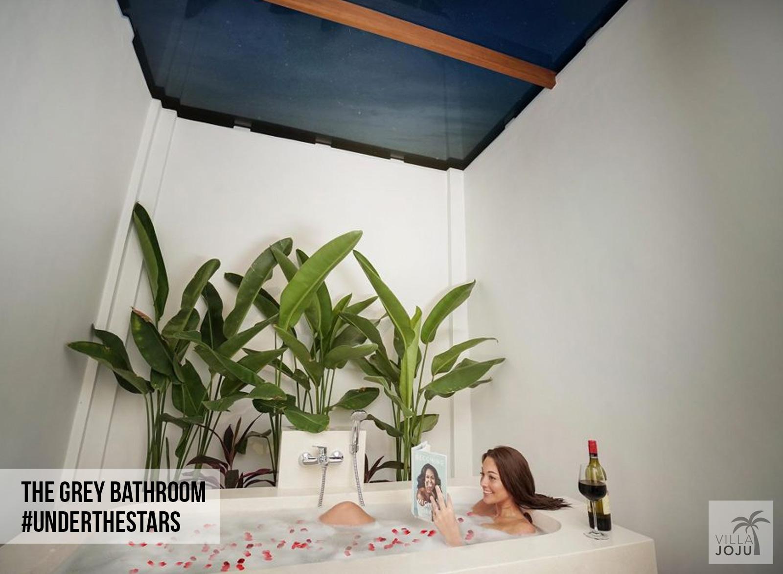 The Grey Bathroom - Under The Stars